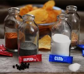 Соль и перец в стиках — почему это особенно актуально во время эпидемий