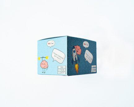 Сахар в упаковке (шоубоксы)